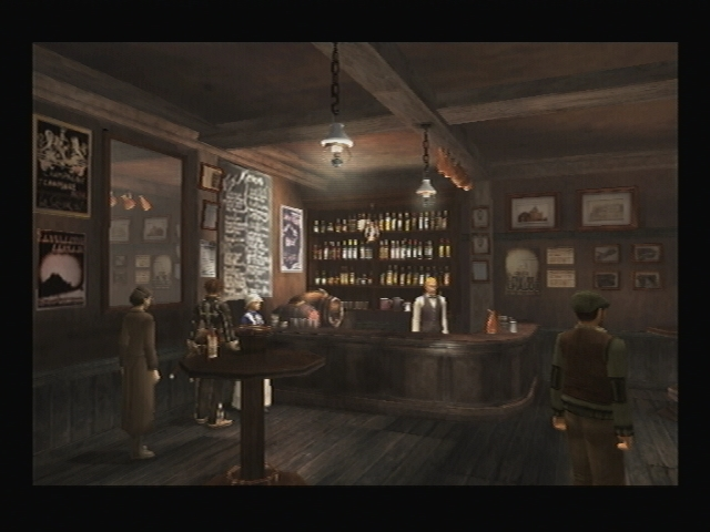 Paris Bar Shadow Hearts Covenant