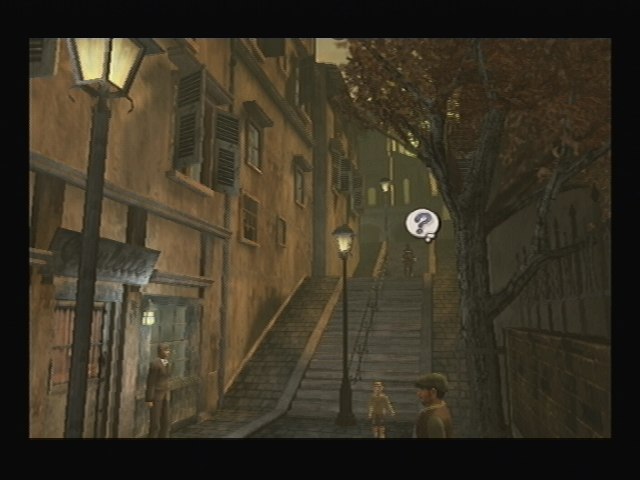 Steps Paris Shadow Hearts Covenant