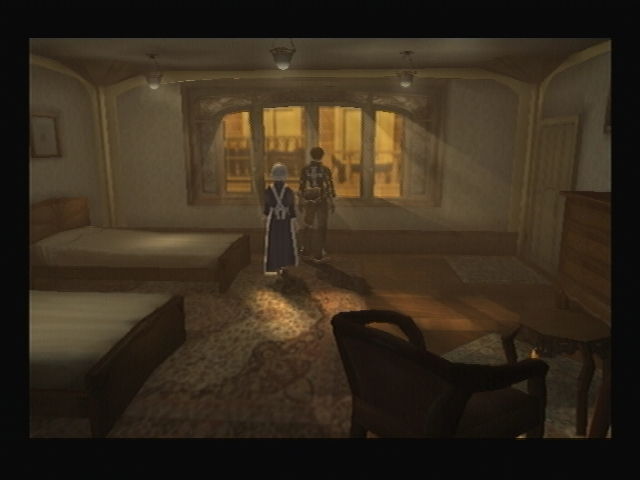 Hotel Room Shadow Hearts Covenant