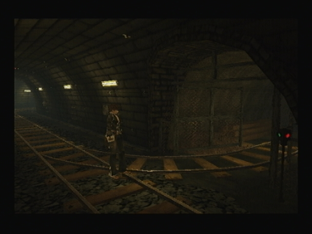 Paris Subway Entrance Shadow Hearts Covenant