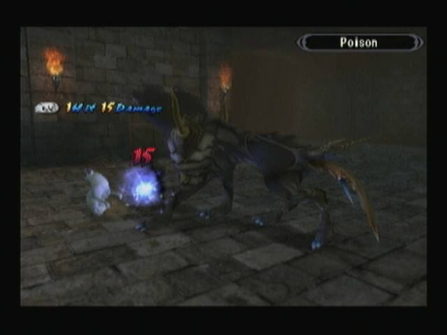 OscAR poison Shadow hearts Covenant Boss