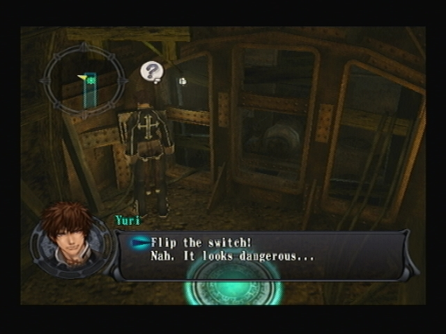 Paris Subway Switch Shadow Hearts Covenant