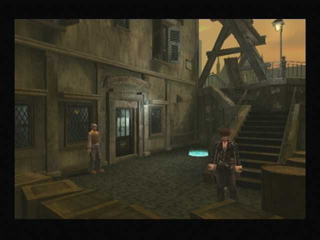 Junk Shop Paris Shadow Hearts Covenant