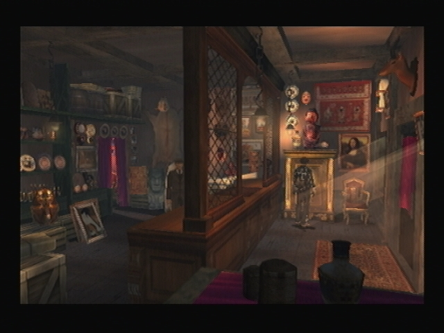 Junk Shop Interior Shadow Hearts Covenant