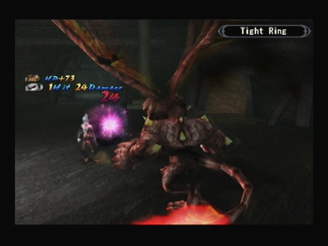 Castor Tight Ring Shadow Hearts Covenant