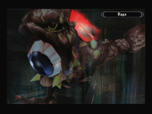 Castor Rage Shadow Hearts Covenant