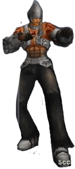 Karyl Fusion Shadow Hearts Covenant