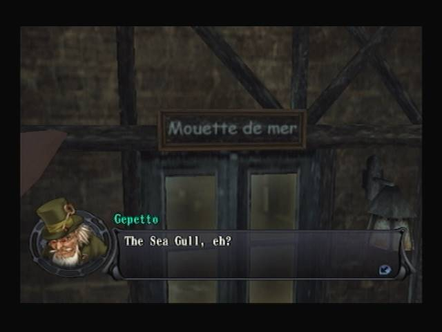 Le Havre Shadow Hearts Covenant Seagull