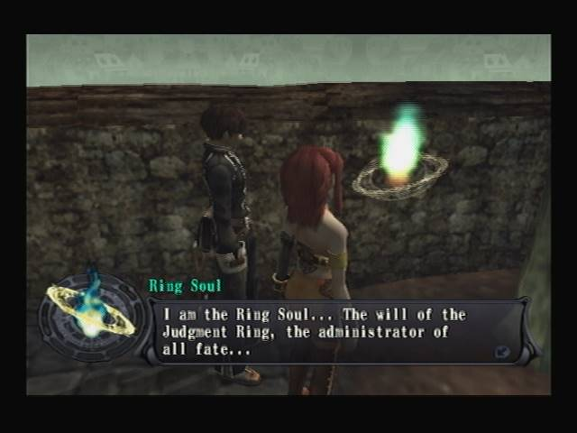 Le Havre Shadow Hearts Covenant Ring Soul