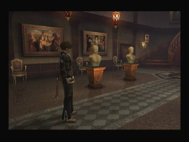 Le Havre Shadow Hearts Covenant Storage Inside Manor