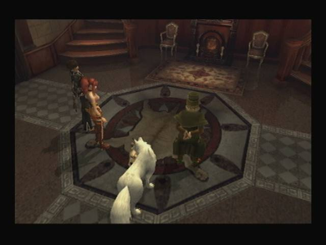 Le Havre Shadow Hearts Covenant Storage Foyer