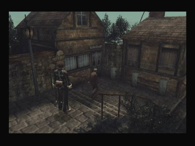 Le Havre Shadow Hearts Entrance
