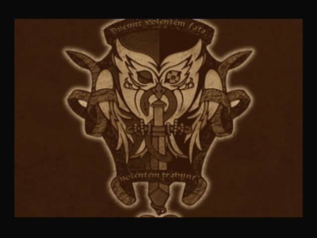 Sapientes Gladio Crest Shadow Hearts Covenant