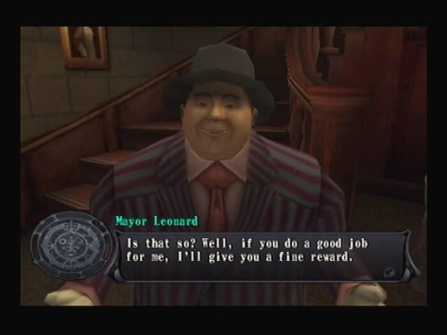 Mayor Leonard Shadow Hearts Covenant