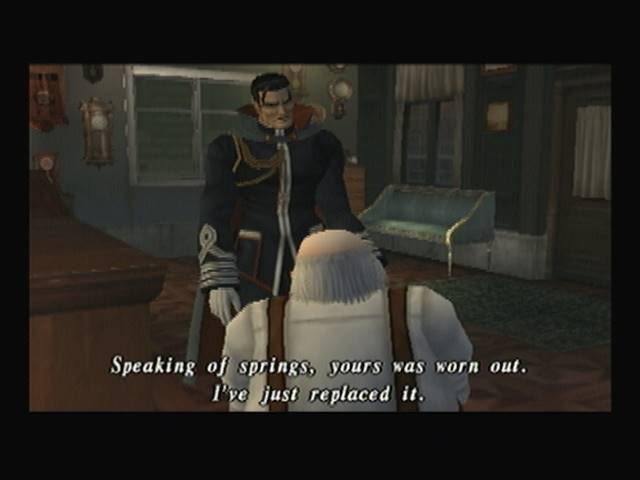 Edgar's Shop Shadow Hearts Covenant Petrograd