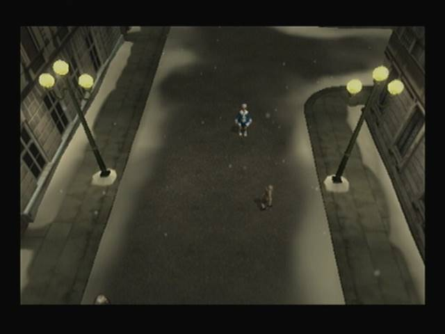 Petrograd Streets Shadow Hearts Covenant