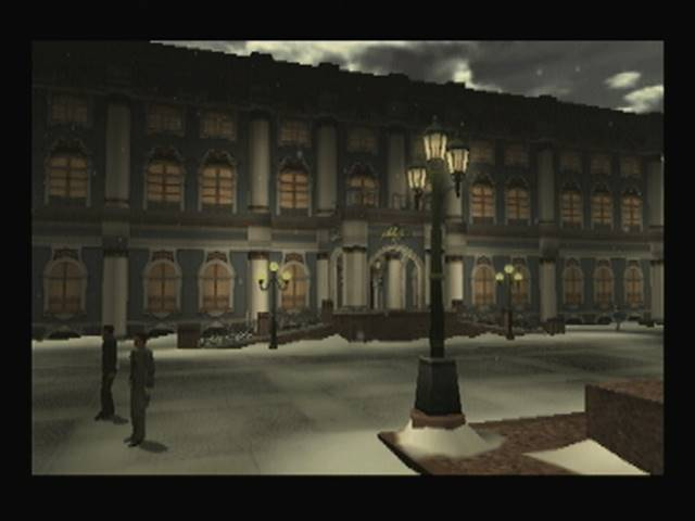 Winter Palace Shadow Hearts Covenant