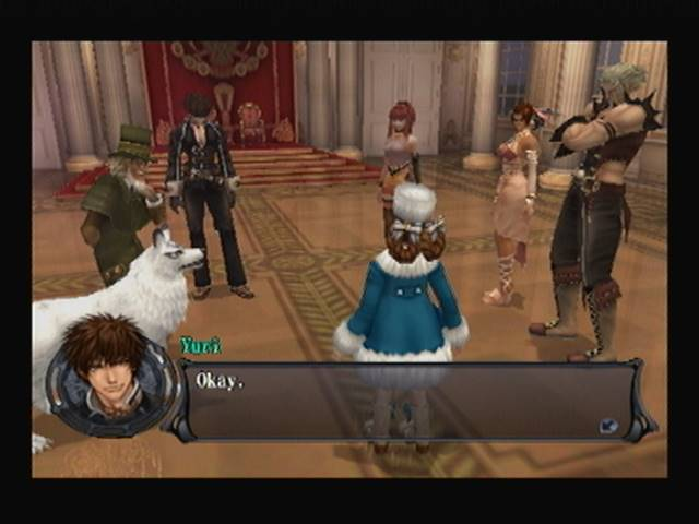 Great Hall Petrograd Shadow Hearts Covenant
