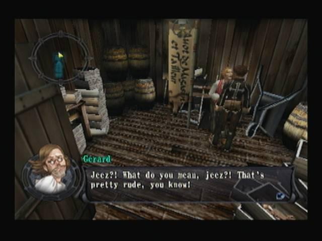 Rhondda Mine Shadow Hearts Covenant Shop