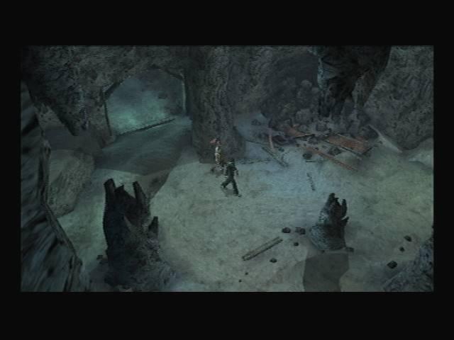 Rhondda Mine Shadow Hearts Covenant Boss Arena