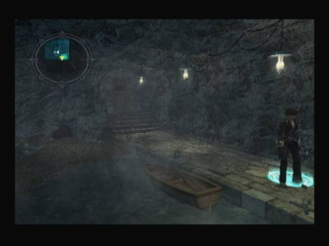 St Marguerite Island Entrance Shadow Hearts Covenant
