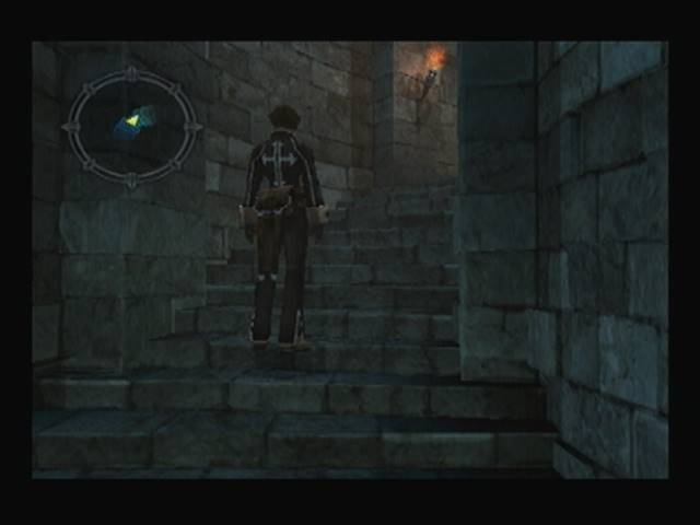 St Marguerite Island Stairs Shadow Hearts Covenant