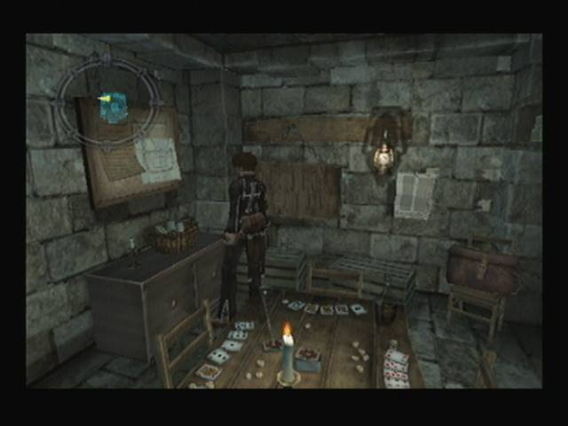 St Marguerite Island Guard Room Shadow Hearts Covenant