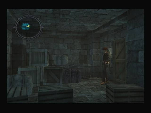 St Marguerite Island Store Room Shadow Hearts Covenant