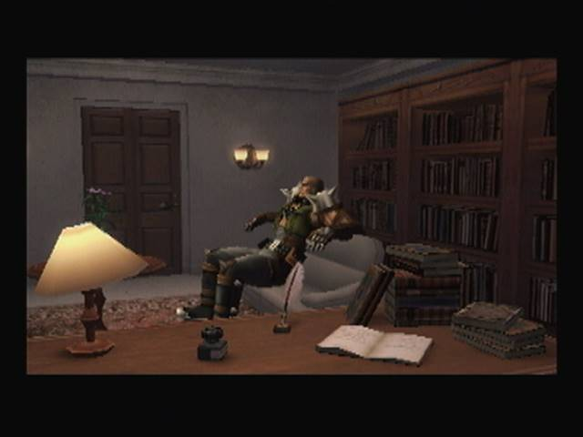 St Marguerite Island Nicolai's Office Shadow Hearts Covenant