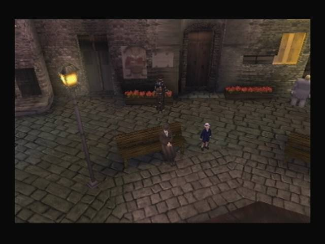 Florence Streets Shadow Hearts Covenant