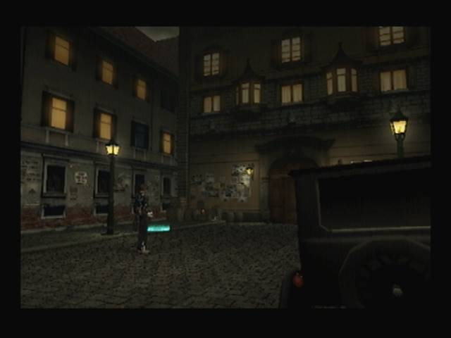Sapientes Gladio Italian HQ Exterior Shadow Hearts Covenant