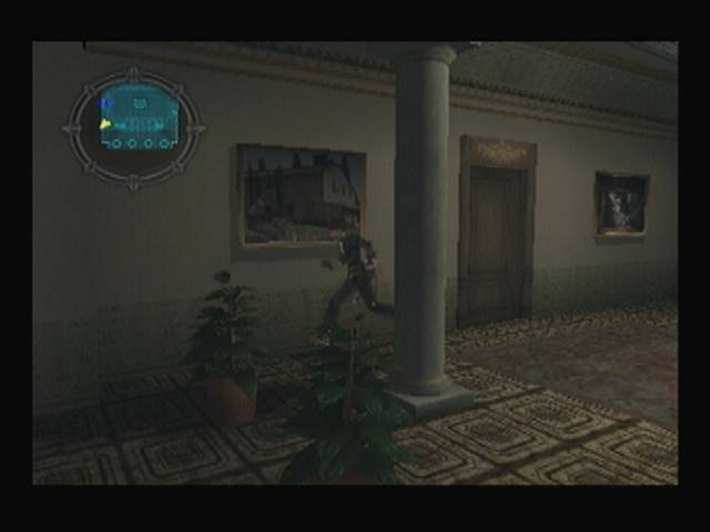 Sapientes Gladio Italian HQ Foyer Shadow Hearts Covenant