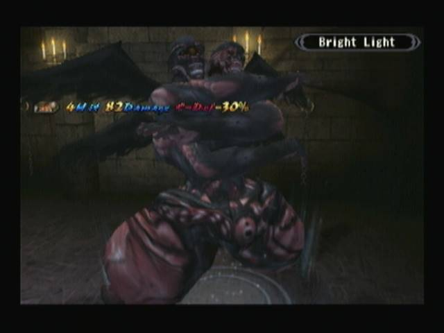 Janus Boss Fight Shadow Hearts Covenant