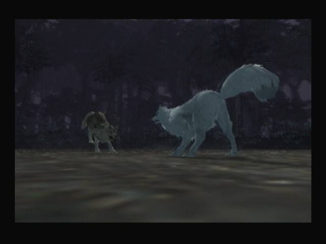 Shadow Hearts Covenant Stray Wolf Battle