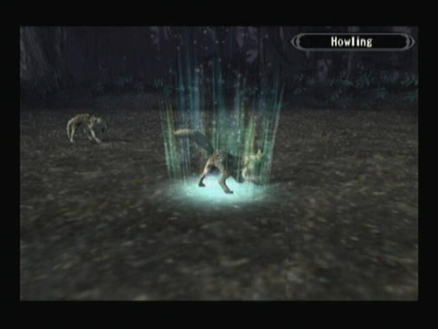 Shadow Hearts Covenant Stray Wolf Howlingh